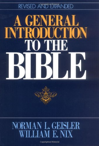 9780802429162: General Introduction to the Bible