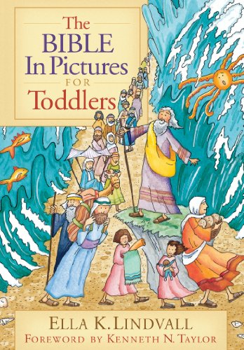 9780802430588: The Bible in Pictures for Toddlers