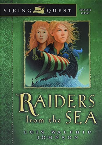 9780802431127: Raiders from the Sea (Viking Quest Series)