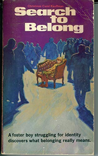 Search to Belong: Christmas Carol Kauffman