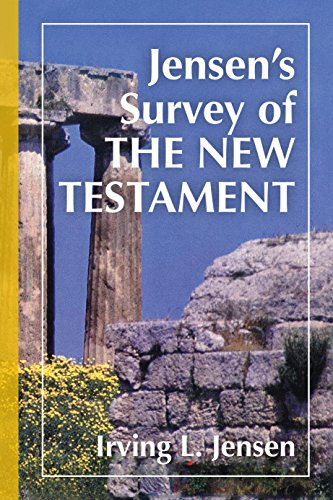 9780802443083: Jensen's Survey of the New Testament