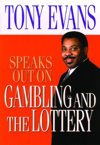 9780802443854: Tony Evans Speaks Out on Gambling and the Lottery