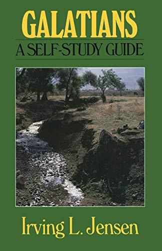 9780802444684: Galatians- Jensen Bible Self Study Guide (Jensen Bible Self-Study Guide Series)