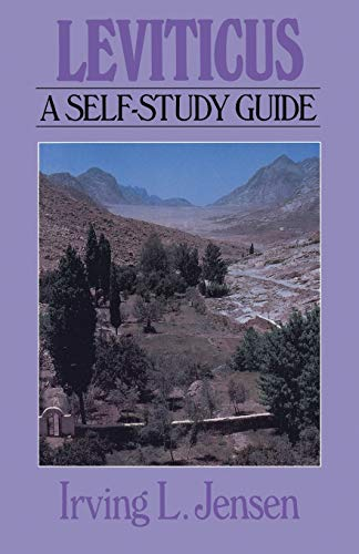 9780802444820: Leviticus- Jensen Bible Self Study Guide (Jensen Bible Self-Study Guide Series)