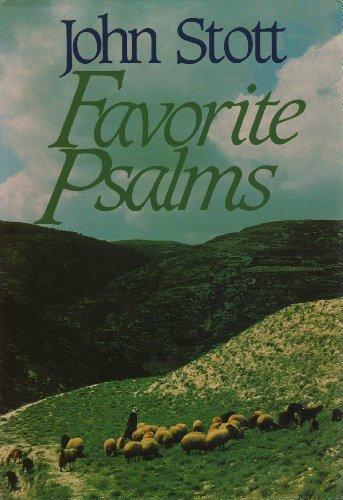 9780802447708: Favorite Psalms