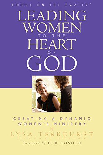 Leading Women to the Heart of God (Paperback)