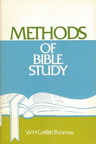 9780802452603: Methods of Bible study