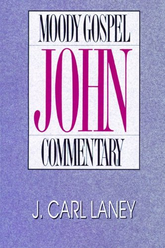 9780802456212: John (Moody Gospel Commentary)