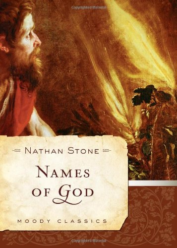Names of God (Paperback): Nathan Stone