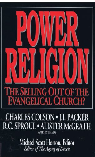 9780802467744: Power Religion: Selling Out of the Evangelical Church?