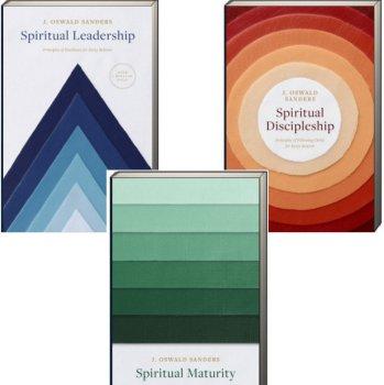 spiritual leadership oswald sanders study guide