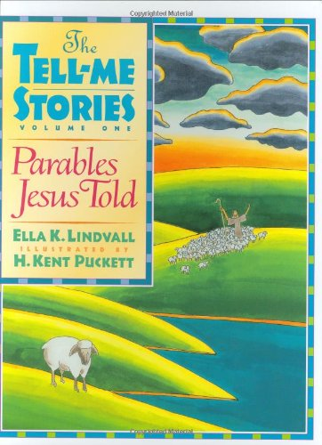 9780802471161: Parables Jesus Told: The Tell-Me Stories
