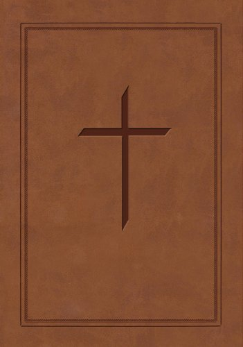 The Ryrie (NIV 1984 Edition) Study Bible Soft-Touch Brown Red Letter (Ryrie Study Bibles 2008): ...