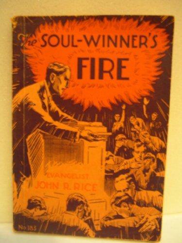 9780802481221: The Soul Winner's Fire
