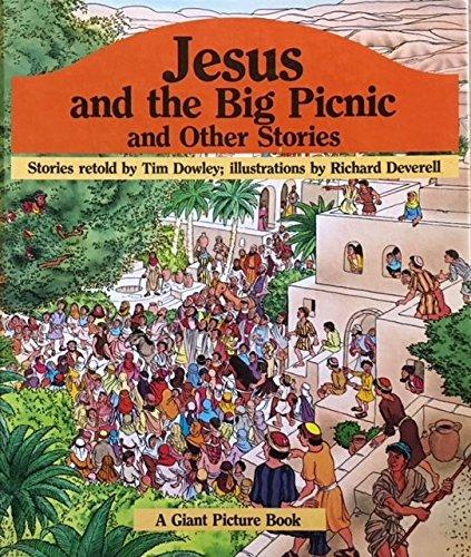 9780802484888: Jesus and the Big Picnic