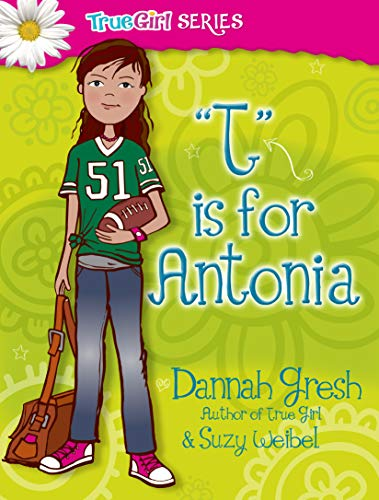 9780802487056: T is for AnTONIa (Secret Keeper Girl Fiction)
