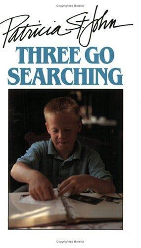 9780802487483: Three Go Searching