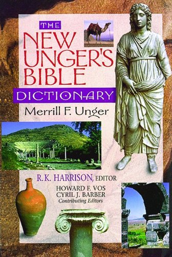 9780802490377: The New Ungers Bible Dictionary