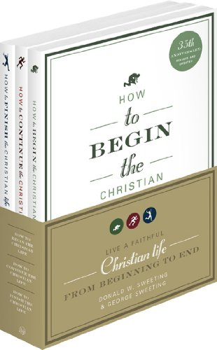 9780802494054: The Christian Life set of 3 books (How to the Christian Life)