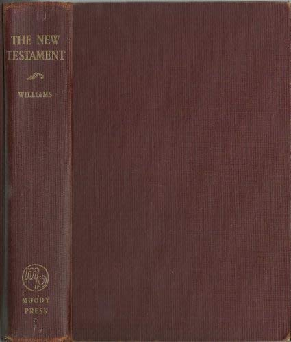 9780802495563: Williams New Testament