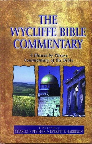 9780802496959: The Wycliffe Bible Commentary