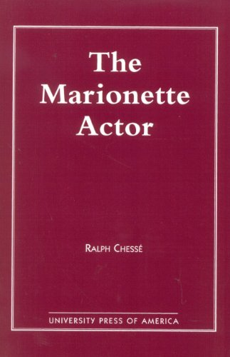 9780802600110: The Marionette Actor
