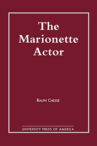 9780802600127: The Marionette Actor