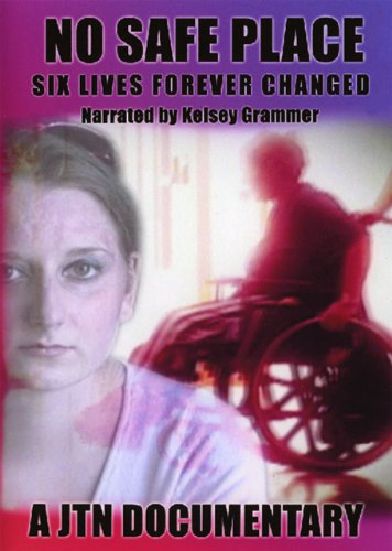 9780802601841: No Safe Place: Six Lives Forever Changed
