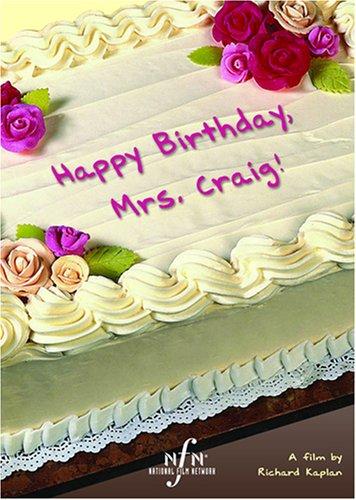 9780802608871: Happy Birthday, Mrs. Craig!