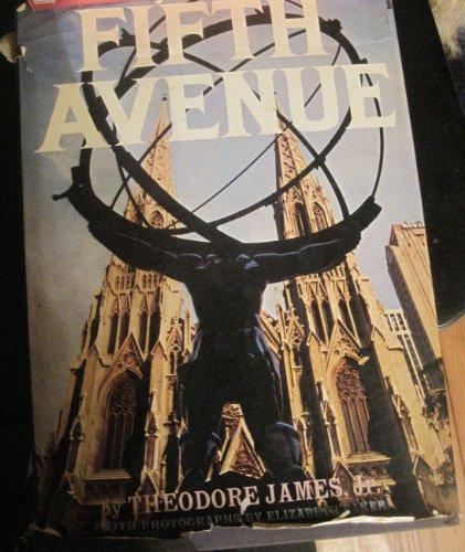 FIFTH AVENUE.: James, Theodore Jr.