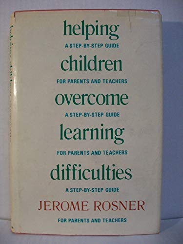 9780802704627: Helping Children Overcome Learning Difficulties