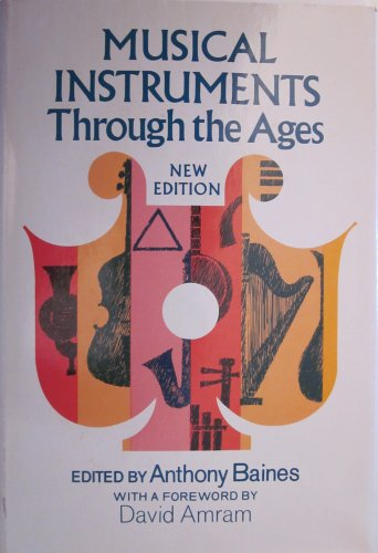 9780802704696: Musical Instruments Through the Ages