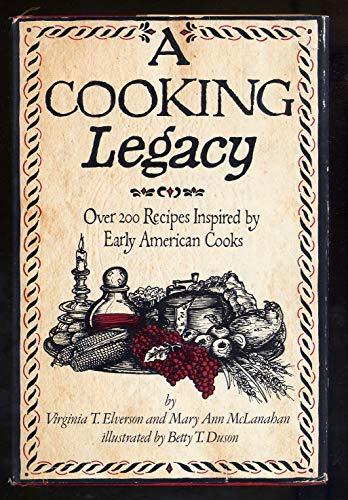 A Cooking Legacy: Elverson, Virginia T.
