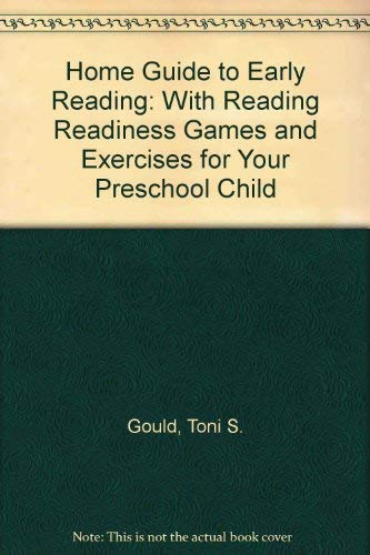 9780802705310: Home Guide to Early Reading: With Reading Readiness Games and Exercises for Your Preschool Child