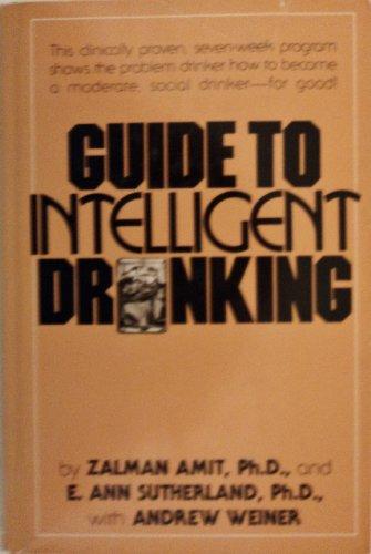 Guide to Intelligent Drinking