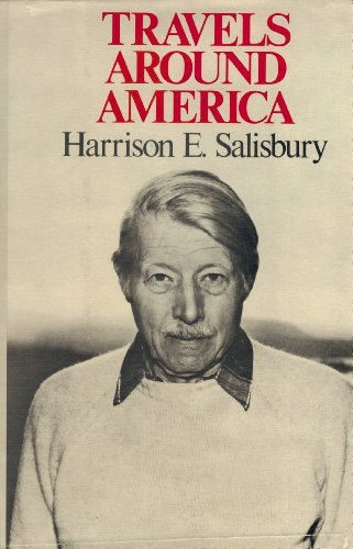 Travels around America (0802705499) by Salisbury, Harrison Evans