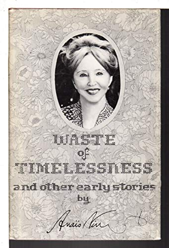 9780802705693: Waste of Timelessness, and Other Early Stories