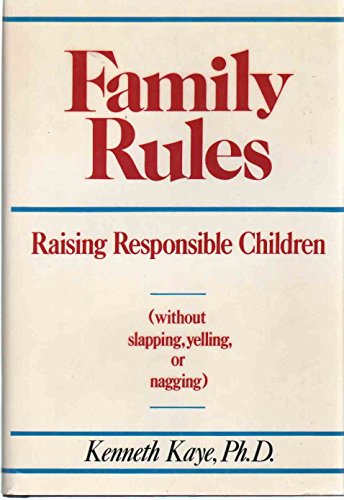 9780802707710: Family Rules: Raising Responsible Children