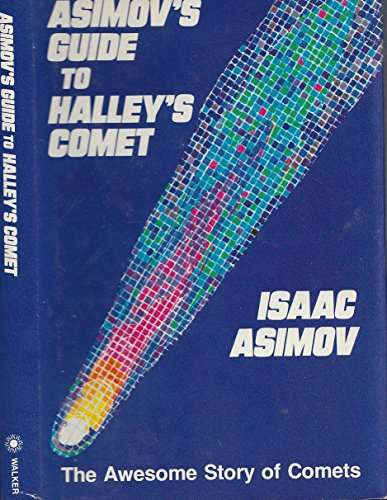 9780802708366: Asimov's Guide to Halley's Comet