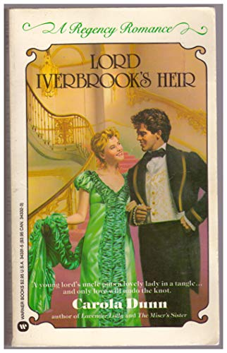 9780802708779: Lord Iverbrook's Heir