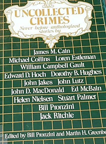 Uncollected Crimes: Pronzini, Bill