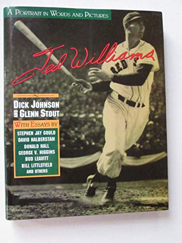 9780802711403: Ted Williams a Portrait in Words and Pictures