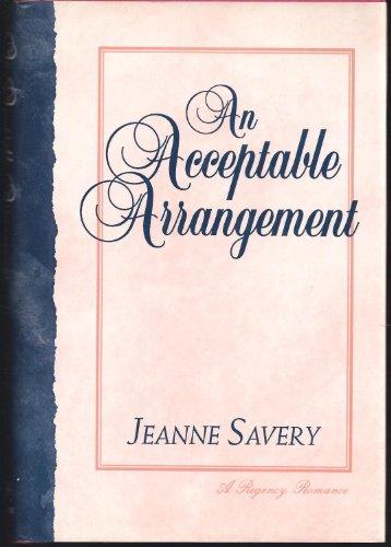 9780802712547: An Acceptable Arrangement