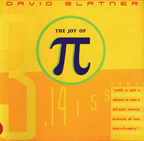 9780802713322: The Joy of Pi