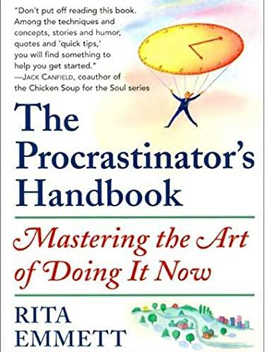9780802713568: The Procrastinator's Handbook