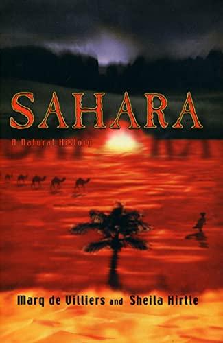 9780802713728: Sahara: A Natural History