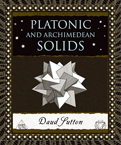 9780802713865: Platonic & Archimedean Solids (Wooden Books)