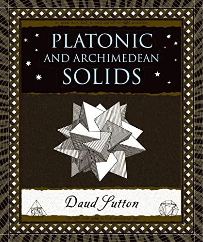 9780802713865: Platonic & Archimedean Solids (Wooden Books)