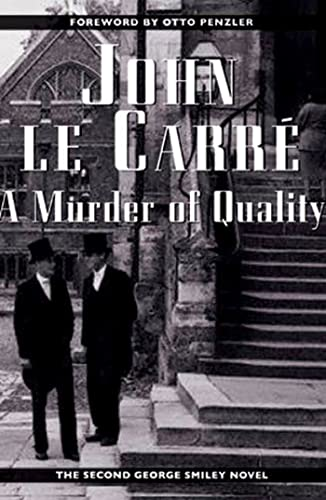 A MURDER OF QUALITY ** Signed By the Author **: John Le Carre
