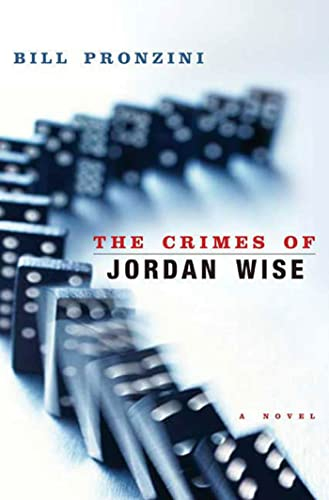 9780802714930: The Crimes of Jordan Wise: A Novel